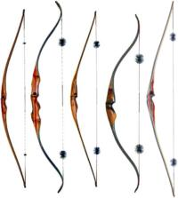 Longbows and Recurves - New and Used