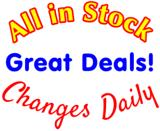 All in stock-Great Deals-Changes daily