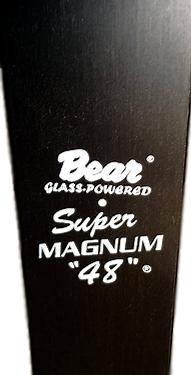 Bear Super Magnum Recurve Bow, Used - name
