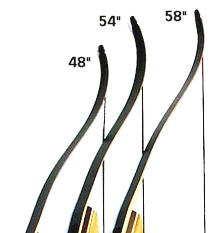 Samick LITTLE FOX Youth Recurve Bow - 3 sizes