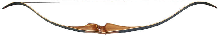 St. George HYPERFLIGHT Recurve  back