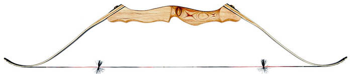 Saint George Hyperflight Takedown Recurve Bow