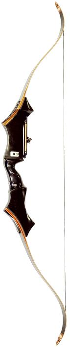 Wing Presentation 2 Recurve - Black - used